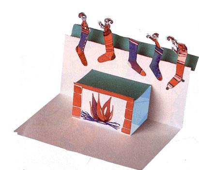 Tallers - TALLERS PER A PÚBLIC FAMILIAR - Taller de postals de nadal